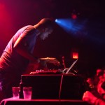 Flying Lotus live @ Le Poisson Rouge - pics by Marco Scozzaro x strettoblaster dot com