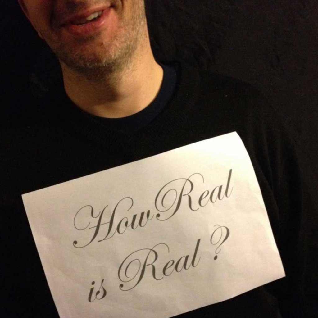 Quiroga from Really Swing: how real is real? Exclusive mixtape