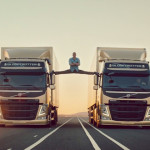 Van Damme VS Volvo: The epic split