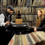 Madlib - Diggin' negli archivi di Radio France (Video)