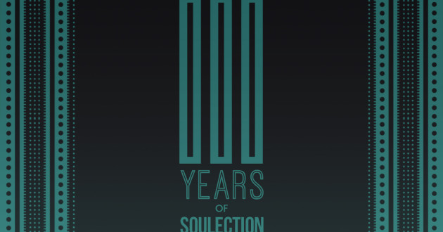 soulection 3 years anniversary