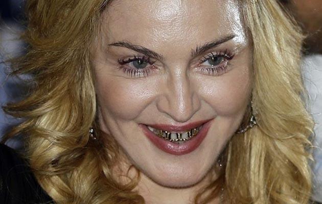 Madonna che grillz