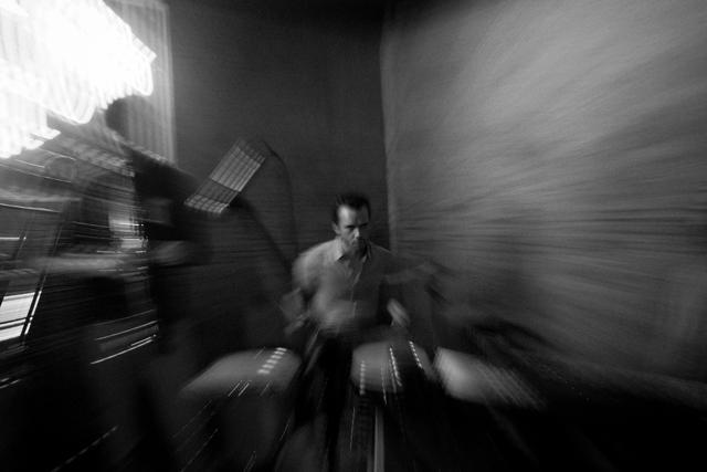 Stefano Tamborrino, foto di Lorenzo Masi