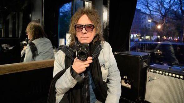 Mick Rock COPERTINA