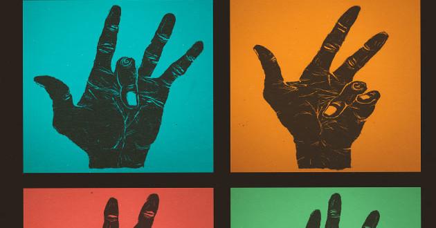 Le mani di Miles Davis