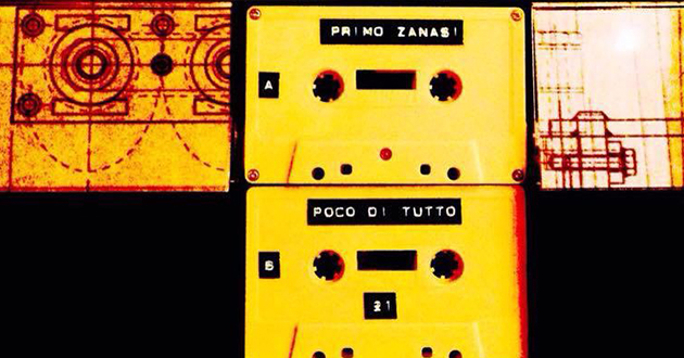 Primo Zanasi hand-made approach to artworks and limited cassettes