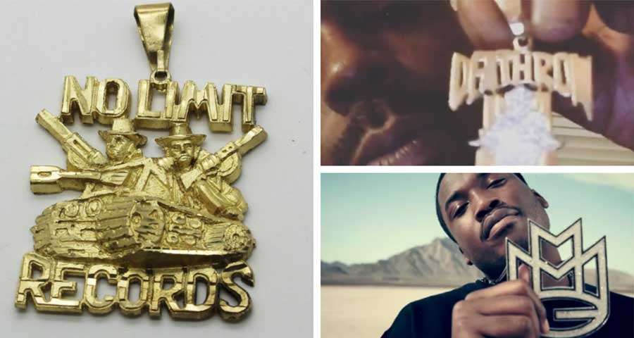 Hip hop jewellery and the crews: timeless pieces
